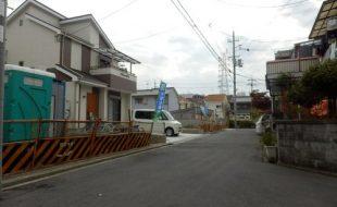 ジュウィール東大阪 最終1邸