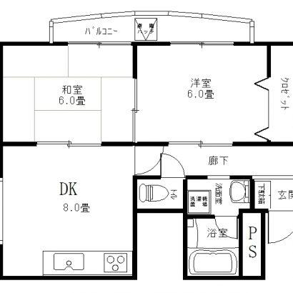 富尾ビル星田 502号室